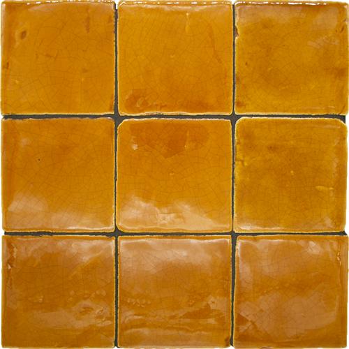 SAM Azulejos Amarillo Miel