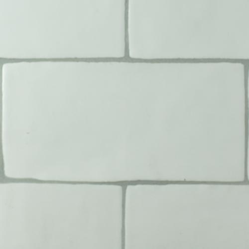 SAM Manual Craquelé Blanco