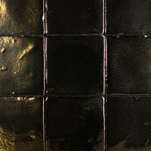 SAM Azulejos Metalizado Gold