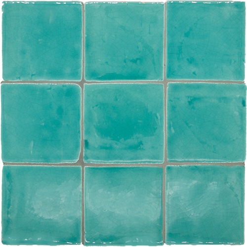 SAM Azulejos Verde Azulado