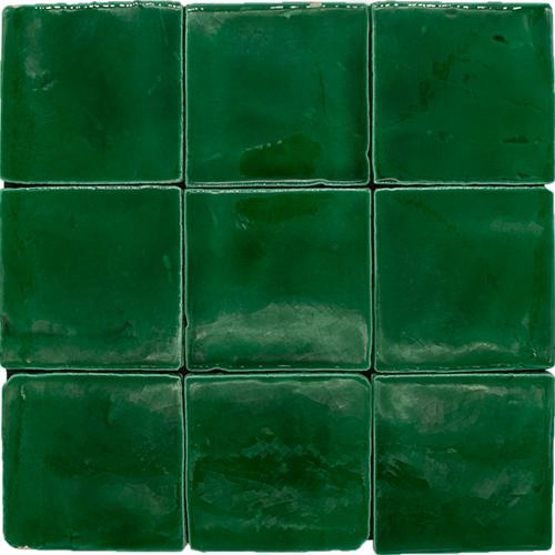 Azulejos Verde Cobre