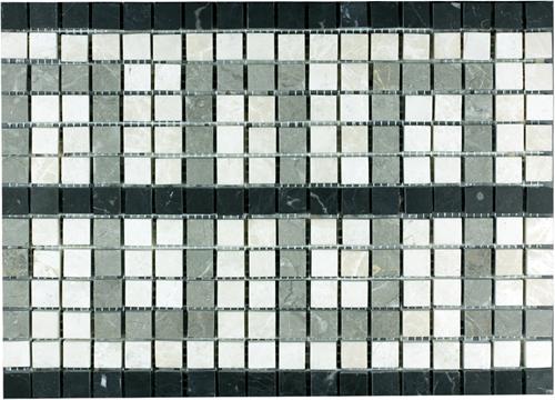 Mosaic Border Pattern Bottocino