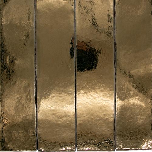 SAM Cabrera Metalizado Gold