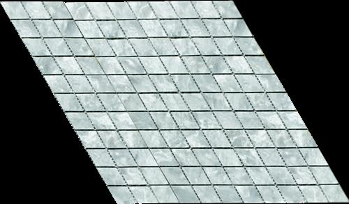 Mosaic Diamond Silver Shadow Grey
