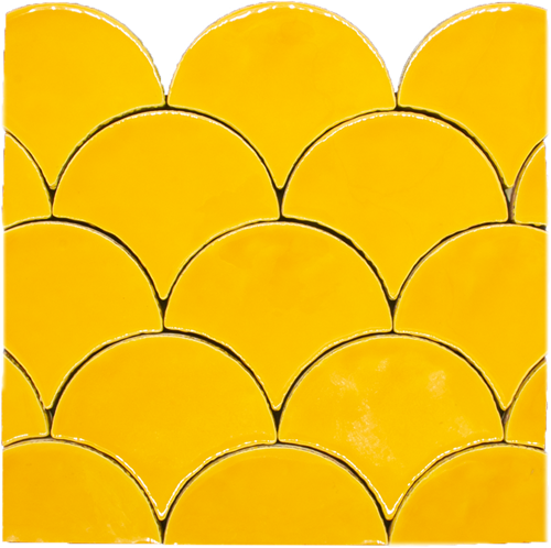 Escama Amarillo T-5