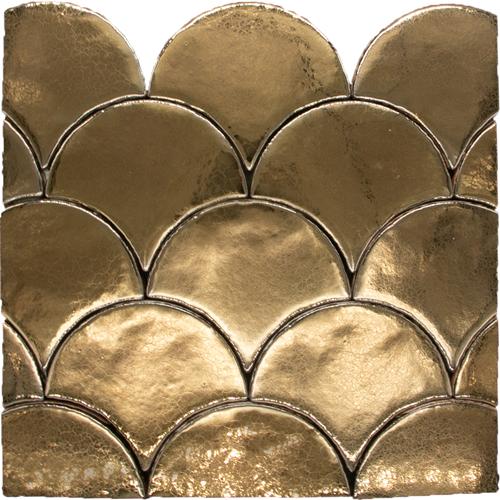 Escama Metalizado Gold