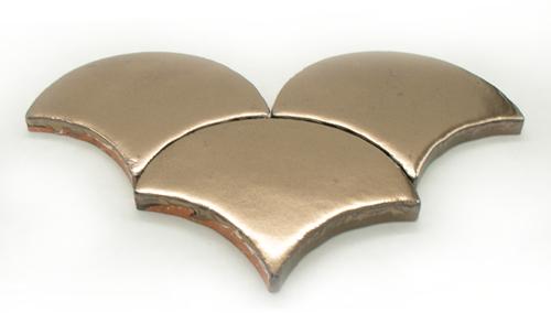 SAM Escama Metalizado Silver