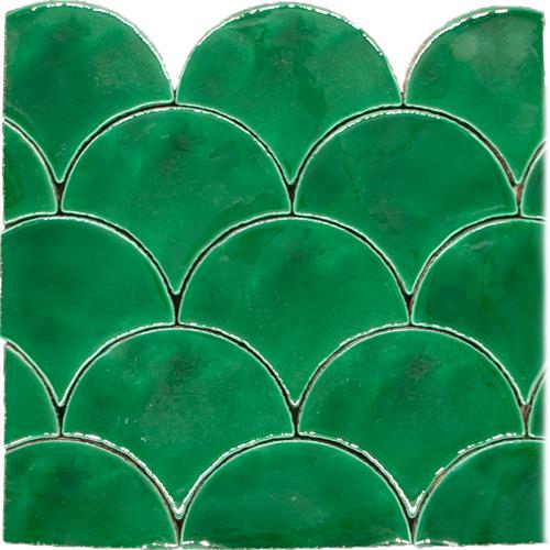 Escama Verde Cobre