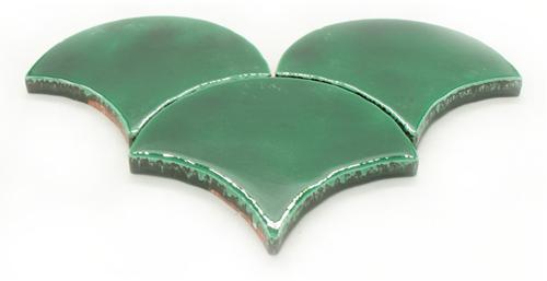 SAM Escama Verde Cobre