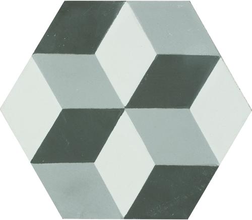 Hexagone Escher Quarto S800