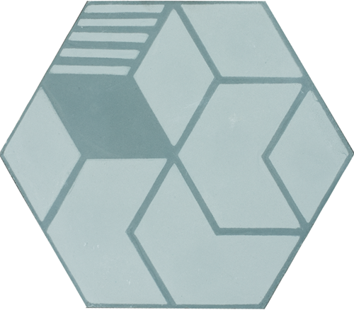 SAM Hexagone Meta Steel