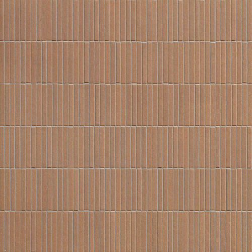 Lands Terracotta Mini Stripes