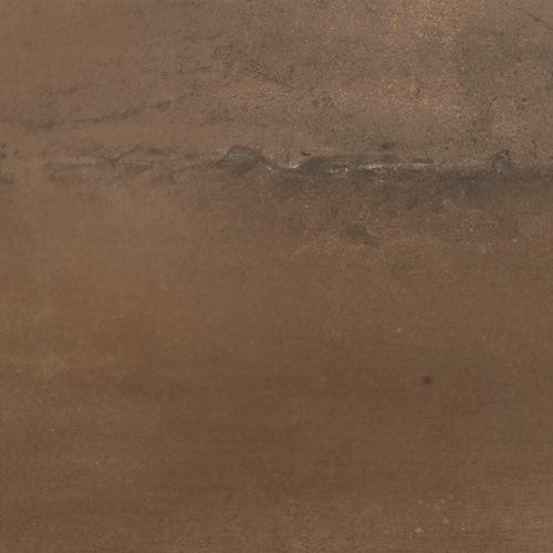 Metal Brown 120x120cm