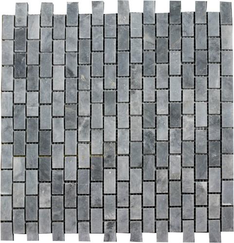 Mosaic Brick Blue Stone