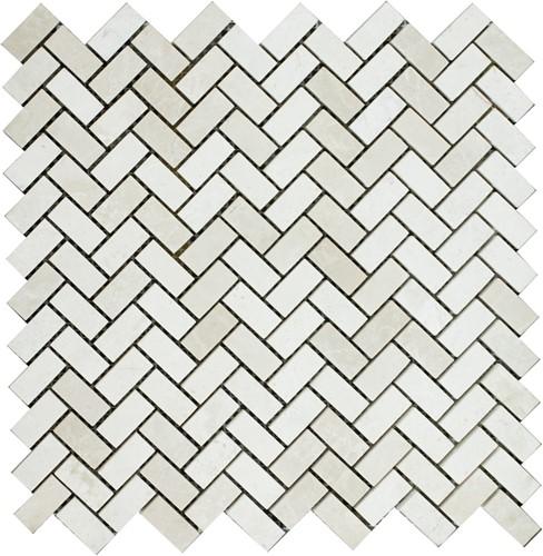SAM Mosaic Herringbone Bottocino