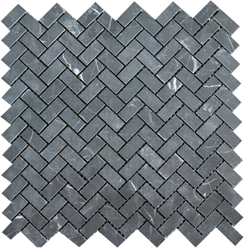 SAM Mosaic Herringbone Toros Black