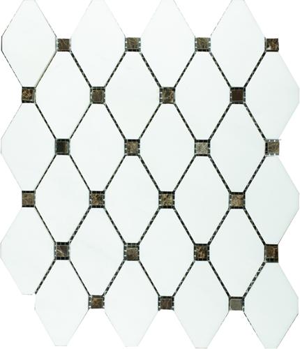 SAM Mosaic Polygonal