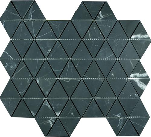 Mosaic Triangle Toros Black