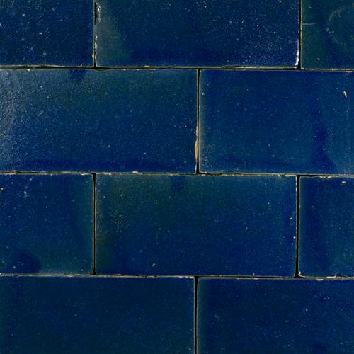 SAM Platta Bleu Foncee 7.5x15cm