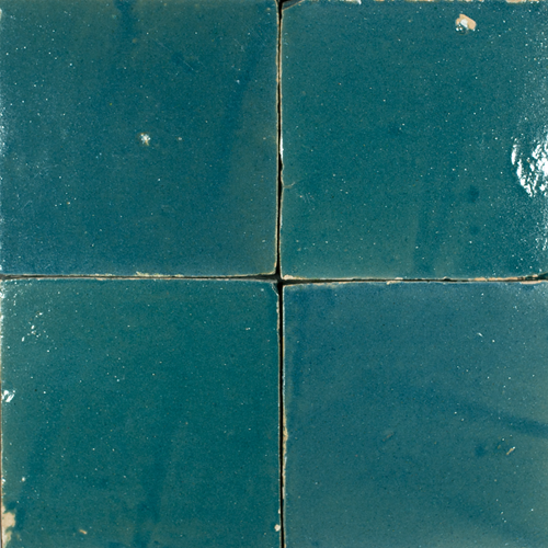 Platta BLeu Marine 13x13cm
