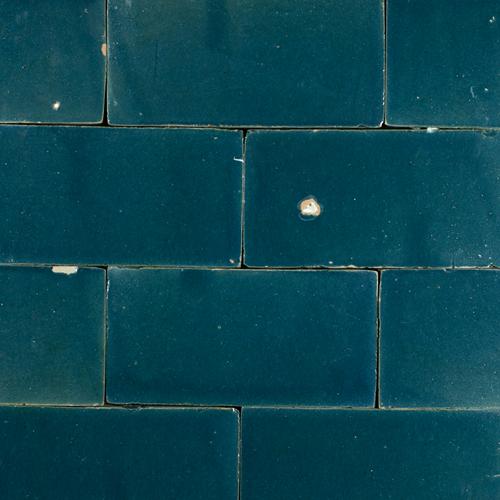 SAM Platta Bleu Marine 7.5x15cm