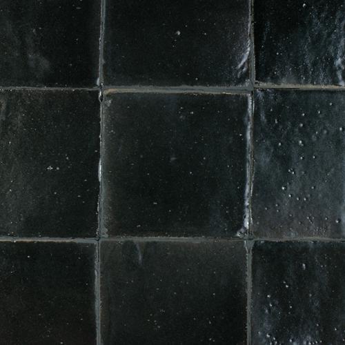 Platta Noir Mat 13x13cm