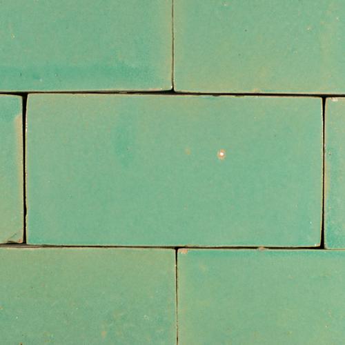 SAM Platta Turquoise 7.5x15cm