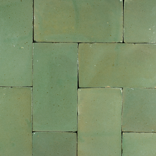 SAM Platta Vert Gris Foncee 7.5x15cm