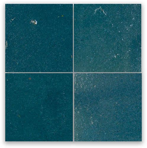 Zellige Bleu Marine 10x10cm