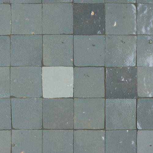 Zellige Anthracite 5x5cm