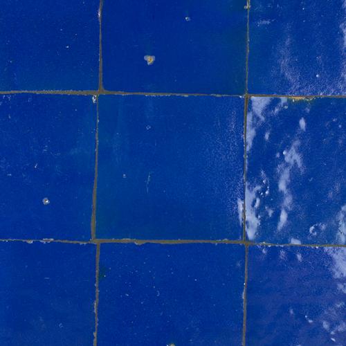 SAM Zellige Bleu Foncee 10x10cm