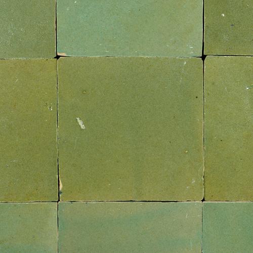 Platta Vert Gris Foncee 13x13cm