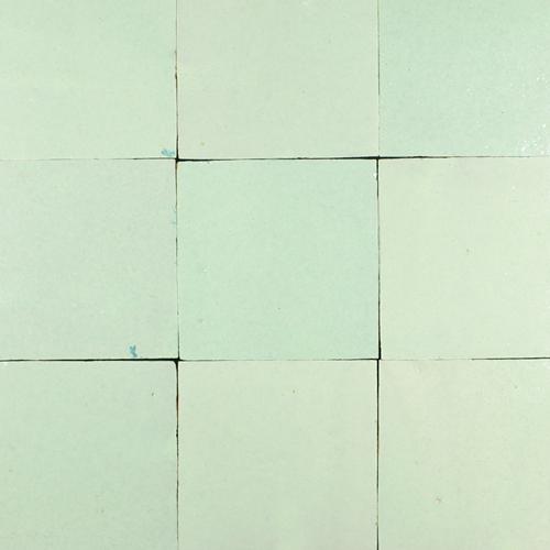 Zellige Vert Vieux 10x10cm